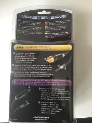 Monster GameLink Component Audiokabel Set - Bremen