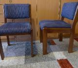 6 Wohn - und Esszimmerstühle zu verschenken - Edewecht