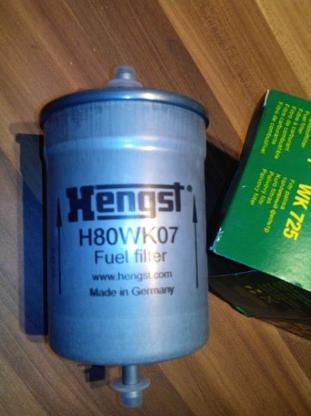 "Hengst Kraftstoff Filter H 80 WK 07 "" NEU "" - Verden (Aller)"