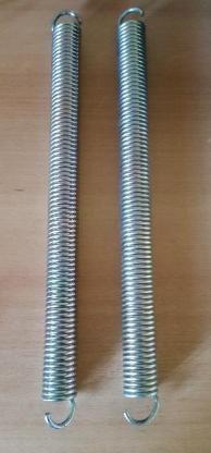 2 x Stück Dolle Rückhol Federn pur/extra 112 cm - Verden (Aller)