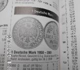 D-Mark 1 DM Stücke - Bremen Woltmershausen