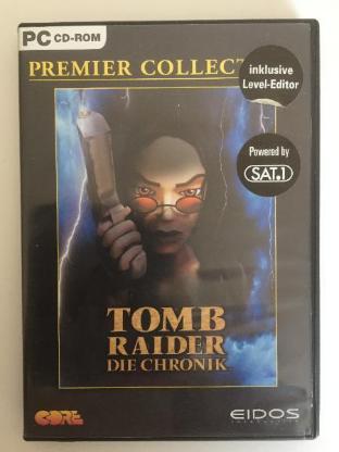 Tomb Raider - Die Chronik - PC Spiel - Bremen