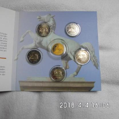 Deutschland 2 Euro Niedersachsen