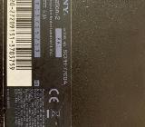 Sony PlayStation 2 Slimline Charcoal Black Spielekonsole (PAL - SCPH-77004) - Emstek