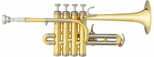 B & S Challenger II Profiklasse - Piccolo - Trompete 3131/2 - L NEUWARE - Bremen Mitte