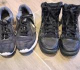 Nike Revolution 3 / Nike Force Gr. 37,5 - Spardose - Bremen