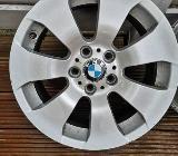 4 Original BMW Alufelgen 8Jx17EH2+ von 3er Coupe (E92) - Oldenburg (Oldenburg)
