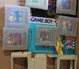 Nintendo Game boy mit Tasche und spiele und Zubehör - Delmenhorst