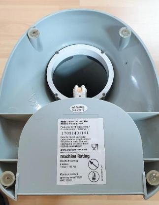 Wassermaxx Triton silber Wassersprudler - Verden (Aller)