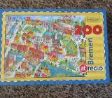 Bremen Puzzle mit 200 Teilen - Bremen
