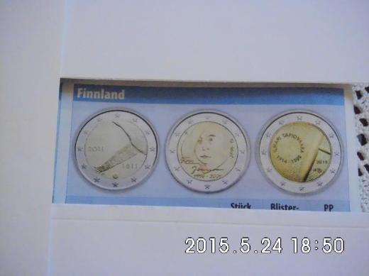 2 Euro Finnland 2008 - Bremen