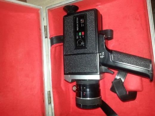 Super8 Kamera EM-83 - Schortens