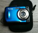 Rollei Sportsline 60 Digitalkamera 5 MP 8-fach Zoom 6cm Display - Verden (Aller)