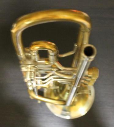 Arno Windisch / Heckel - Trompete im 1 A Originalzustand - Bremen Mitte