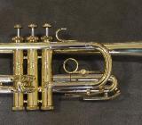 Musica Steyr Austria C - Trompete mit Koffer - Bremen Mitte
