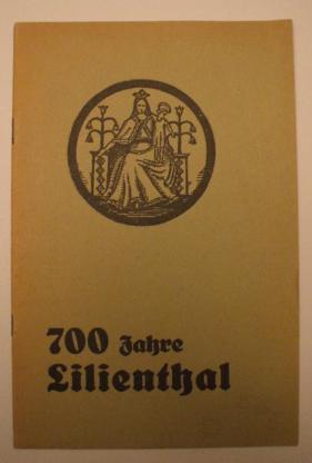700 Jahre Lilienthal - Seltene Festschrift 1932 - Bremen
