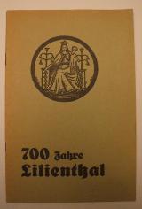 700 Jahre Lilienthal - Seltene Festschrift 1932