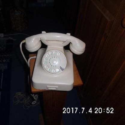 Tischfernsprecher W 48