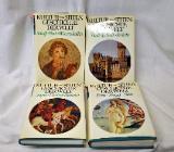 4 Bücher Kultur- und Sittengeschichte der Welt, gebraucht - Achim