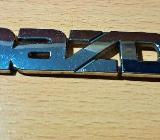"""Emblem """"Mazda"""" Schriftzug G18K-51-711 - Verden (Aller)"""