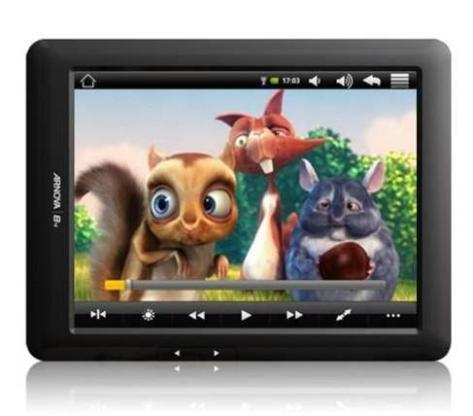 Archos Arnova 84 Internet Tablet PC 4GB Android WIFI - Verden (Aller)