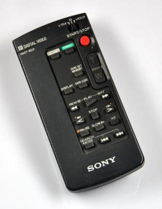Sony Fernbedienung RMT-803 für Camcorder DCR-VX1000E - Achim