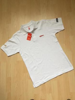 Damen Sportbekleidung Poloshirt Wilson - Bremen