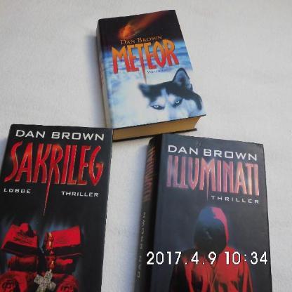 3 Romane von Dan Brown - Bremen