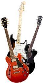 BLUES-Gitarre akustisch elektrisch - Start Di 10.Sept. 19.45h