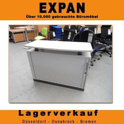 Sideboard, Querrolladenschrank TC, 2 OH 120 LG, Büromöbel - Bremen