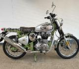 Royal enfield Bullet Trials - Bremen