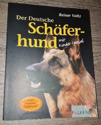 Der Deutsche Schäferhund von Reiner Voltz - mit Kinder spezial - Verden (Aller)