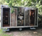 VIP WC-Wagen Klowagen Toilettenwagen der Extraklasse - Bremen
