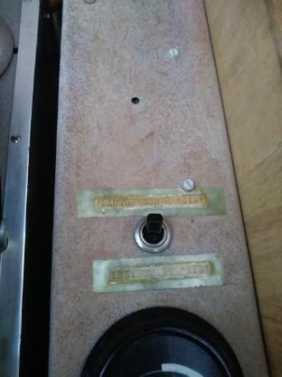 altes Aufnahmegerät - Diepholz