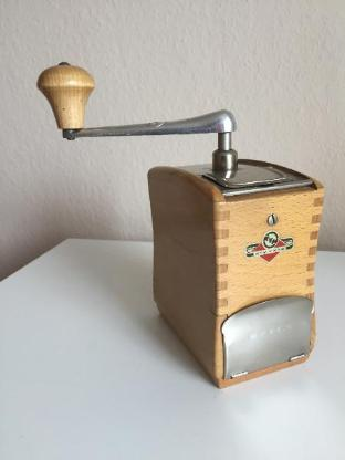 KyM Kaffee- / Moccamühle von ca. 1955 -Sammlerstück- - Bremen