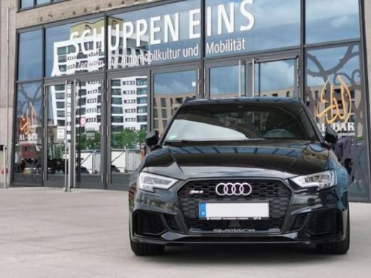 Audi RS3 Sportback quattro 400PS Mieten - Sportwagenvermietung - Bremen
