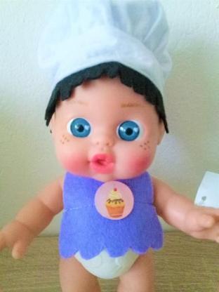 Süße Babypuppe , von Falca  Neuware - Holdorf