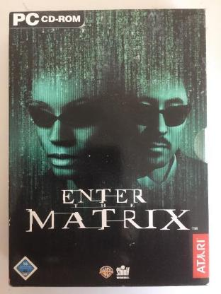 Enter the Matrix - PC Spiel - Bremen