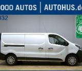 Opel Vivaro L2H1 1.6 CDTI Kasten 3-Sitze Klima PDC - Zeven