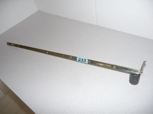 MACO-Mittelverschlüsse Gr.00-Gr.3,mit I-S,54674-52458,silber(neu) - Ritterhude