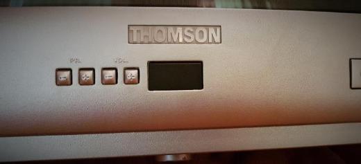 Thomson 28 DP420 G 100/Herz Röhrenfernseher in Grau - Verden (Aller)