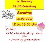Anliegerflohmarkt im Moorweg Oldenburg, 18.08.2019 ab 12 Uhr - Oldenburg (Oldenburg)