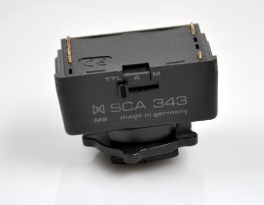 Blitzadapter Metz SCA 343 M2 - Achim