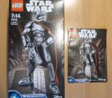 Lego Star Wars 75118 Captain Phasma - Hambergen