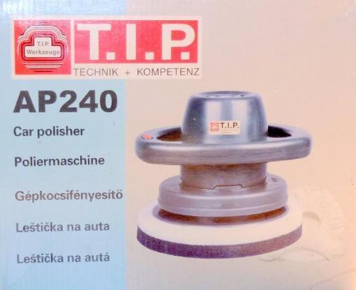 Poliermaschine TIP AP240 - Verden (Aller)