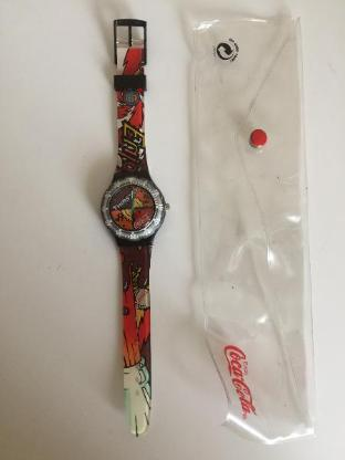 Coca-Cola Armbanduhr Limited Edition -Sammlerstück- - Bremen