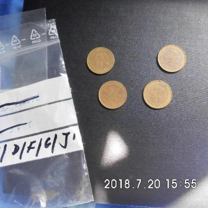 BRD 10 Pfennig 1989 - Bremen