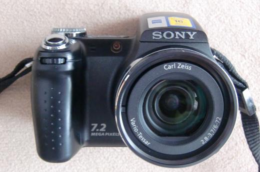 Sony Cyber-Shot DSC-H5 - Bremen