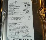 Seagate BarraCuda 7200.10 160GB, 8MB, SATA 3Gb/s (ST3160815AS) - Verden (Aller)