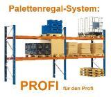 Palettenregal - Hochregal System PROFI - NEU - Schwerlastregal - Wilhelmshaven